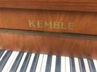 Kemble upright Piano FREE DELIVERY