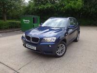 BMW X3 Sdrive18d SE Auto Diesel 0% FINANCE AVAILABLE