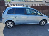Vauxhall, MERIVA, MPV, 2008, Manual, 1598 (cc), 5 doors