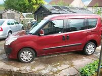 FIAT DOBLO MYLIFE 1.6 MULTIJET DIESEL 2012