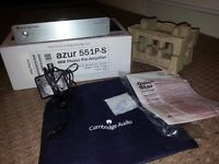 Cambridge Audio Azur 551P