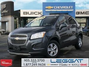 2016 Chevrolet Trax LT/AWD/Roof/Rr. Cam./Rr. Park Assist