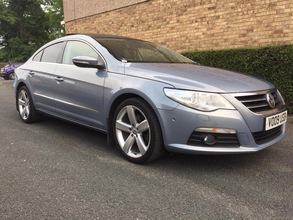 vw passat cc gt 2009 170 tdi in keighley west yorkshire gumtree. Black Bedroom Furniture Sets. Home Design Ideas