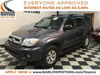 2006 Toyota 4Runner SR5 V8 Low Km All Service Records!*Everyone