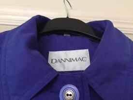 Ladies Dannimac raincoat
