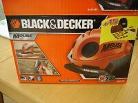 Black and decker hand sander