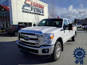 2016 Ford Super Duty F-350 SRW XLT Crew Cab 4x4 - 45,324 KMs