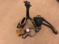 Pentax k50 dslr camera