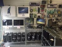 OMEGA COMPUTERS - REPAIR AND PURCHASES- SCREENS,DESKTOPS,APPLE PRODUCTS, PROJECTORS,LAPTOPS