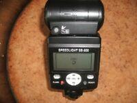 digital camera and lens