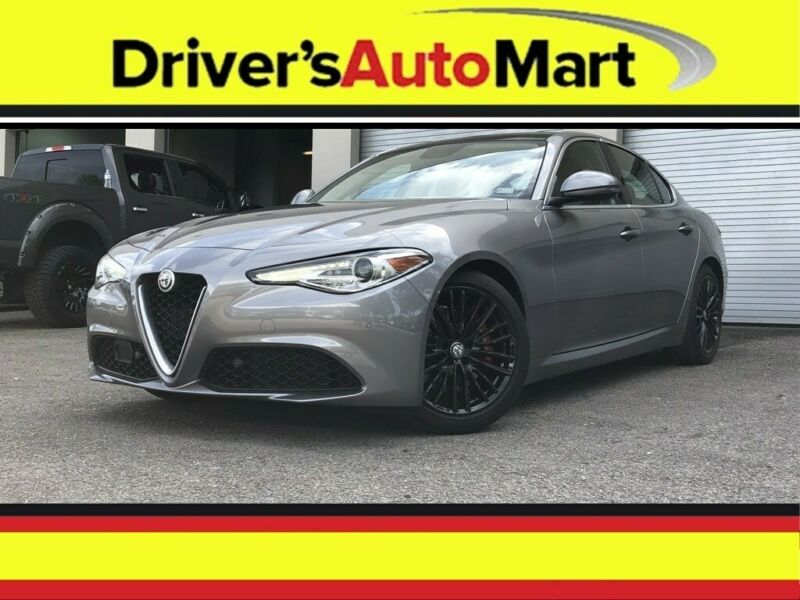 Image 1 Voiture Européenne d'occasion Alfa Romeo Giulia 2017