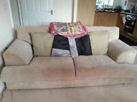 amazing large 2 seater sofa needs a loving home