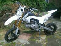 Immaculate WPB Race 125cc Pit Bike