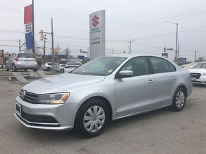 2015 Volkswagen Jetta Trendline ~Backup Camera ~Spacious Interio