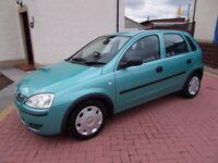 * * * NEW AD * * * BARGAIN ! Vauxhall Corsa 1.2 , YEARS MOT, VERY CHEAP !