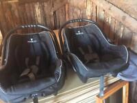 Venicci car seats