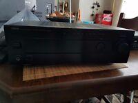 Yamaha Natural Sound Stereo Amp Model AX-392