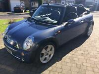 Mini Cooper AUTOMATIC CONVERTIBLE in time for summer!