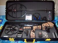 """"""" Metal Detector Minelab CTX 3030 with extras """""""