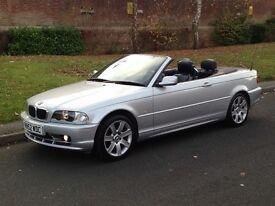 * Bargain * 2003 BMW 3 Series 318Ci 2dr Convertible Manual 318 Ci 2.0 Petrol