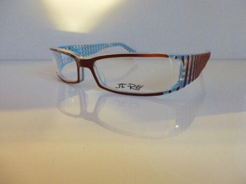 Originale Kunststoffbrille, Korrektionsfassung, JF Rey, JF1108 9121