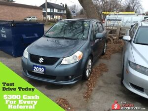 2009 Suzuki SX4 * GAS SAVER * SPORTY LOOK