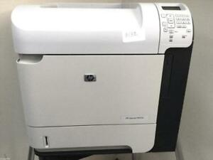 HP LaserJet P4015tn - Monochrome Laser Printer - 52 Pages Per Minute - Extra Paper Tray Included