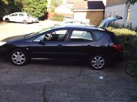 Peugeot 407 SW 1.6 HDi SE Estate 5dr Diesel Manual (140 g/km, 110 bhp) 2005