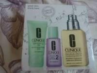Clinique Skincare 3 Piece Set