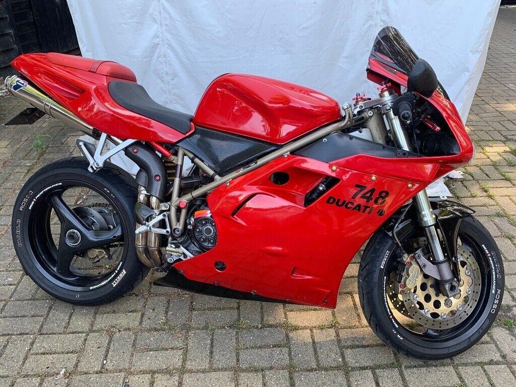 Ducati 748 Rare Racing Bike For Sale In Chelmsford Essex Gumtree