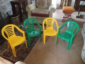 Seats - childrens