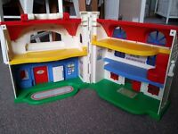 Dolls house Redbox toy Postage £7.50