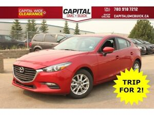 2018 Mazda Mazda3 Sport GS HB | HEATED SEATS & STEERING | REAR C