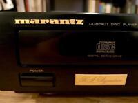 Marantz 63SE CD Player KI Signature