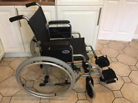 BRAND NEW DAYS WHIRL SELF PROPELLED WHEELCHAIR