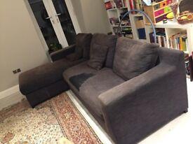 Free scruffy comfy sofa bed