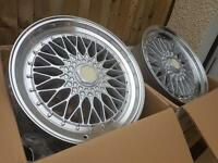 "Brand new 19"" RS style alloys wheels 5x112 5x120 VW Audi Mercedes BMW"