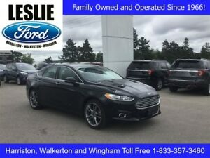 2016 Ford Fusion Titanium | AWD | One Owner | Navigation