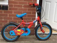 Superman Bike