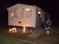 Christmas @ BUTLINS Minehead, 8 Berth Luxury Caravan Hire