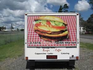 Catering Street Food Van Trailer Burger Pie Coffee Market Drinks Wacol Brisbane South West Preview