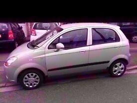 chevrolet matiz 1 litre in silver long mot look saxo corsa 106 107 aygo c1 clip ka