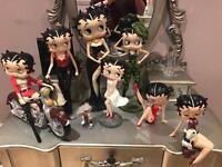 Betty boop figures