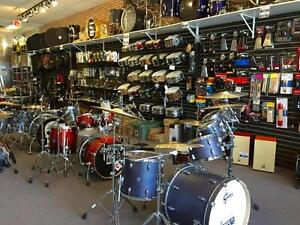 Achat, vente, réparation de drums et pièces neufs et usagés, Depuis 1998