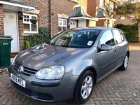 VW golf 1.6 S petrol auto 2005 low mileage fsh very reliable,AA/rac welcome p-ex welcome