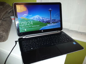 HP Pavilion Laptop With SSD driver 15 inch multi screen