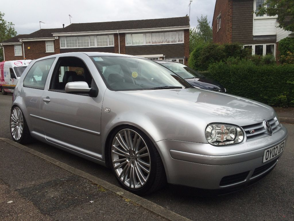 vw mk4 golf v6 4 motion on air ride in dollis hill london gumtree. Black Bedroom Furniture Sets. Home Design Ideas