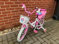 Disney Princess 14inch bike