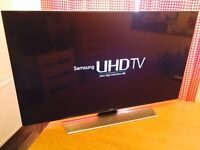 SAMSUNG 48in ULTRA THIN - UHD (4K) - SMART 3D LED TV Wi-Fi, FREEVIEW/SAT HD - VOICE CTRL- WARRANTY