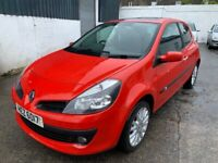 Renault, CLIO, Hatchback, 2006, Manual, 1390 (cc), 3 doors